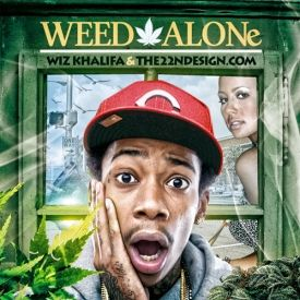 the22nd - Weed Alone Cover Art