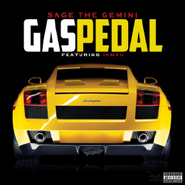 the9elements - Gas Pedal Cover Art