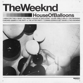 TheCampbz - House of Balloons Cover Art