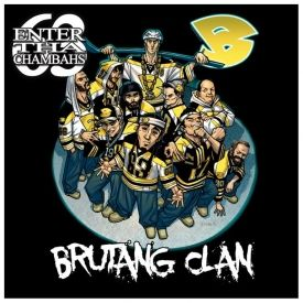 TheCrypt - Bru-Tang Clan: Enter Tha 36th Chambah Cover Art