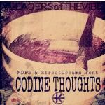 Thekiddoesha - #CODEINETHOUGHTS(LEAN) Cover Art