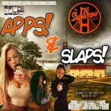theslyshow - APPS AND SLAPS ( Mixed By Sly) Cover Art
