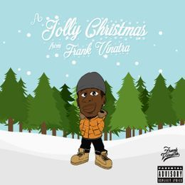 DJ Frank Vinatra - A Jolly Christmas with Frank Vinatra Cover Art