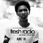 DJ Chris Styles & ThisisRnB.com - Fresh Radio (June 2015) (Hosted by Jordan Bratton)