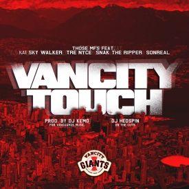 thoseMFs - Vancity Giants DJ Pack Cover Art