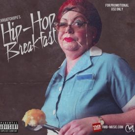 ThroatChopU - Hip-Hop Breakfast Ep 156 Cover Art