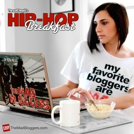 ThroatChopU - Hip-Hop Breakfast Ep 145 Cover Art