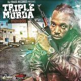 ThyAscension Muzic - Triple Murda Cover Art