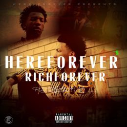 Richy Timmy - HereForever Rich Forever Cover Art