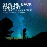 Tipsy Records - Give Me Back Tonight Cover Art