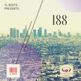 """TL Beats - """"188"""" Cover Art"""