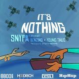 TMG Tazz - Its Nothing Cover Art