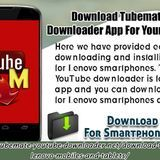 tomstout - Download TubeMate YouTube Downloader App For Your Lenovo Device Cover Art