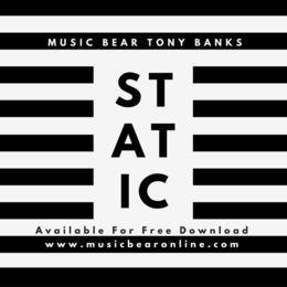 Tony Banks - Static Cover Art