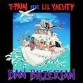 T-Pain - Dan Bilzerian Cover Art