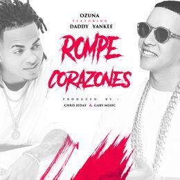 Trapeton - Rompe Corazones (feat. Daddy Yankee) Cover Art