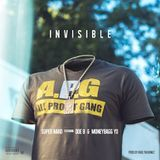 TrapsNTrunks.com - Invisible (Ft. Doe B & MoneyBagg Yo) Cover Art