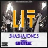 TrapsNTrunks.com - Lit (Ft. The Game) Cover Art