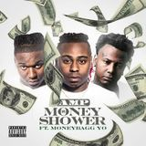 TrapsNTrunks.com - Money Shower (Ft. MoneyBagg Yo) Cover Art
