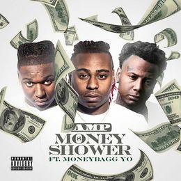 TrapsNTrunks.com - Money Shower (Ft. MoneyBagg Yo) Cover Art