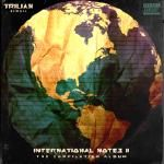 Trilian Serbia - International Notes II Cover Art