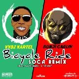 TSNR None-Stop Ent ® - Bicycle Ride (Soca Remix) Cover Art