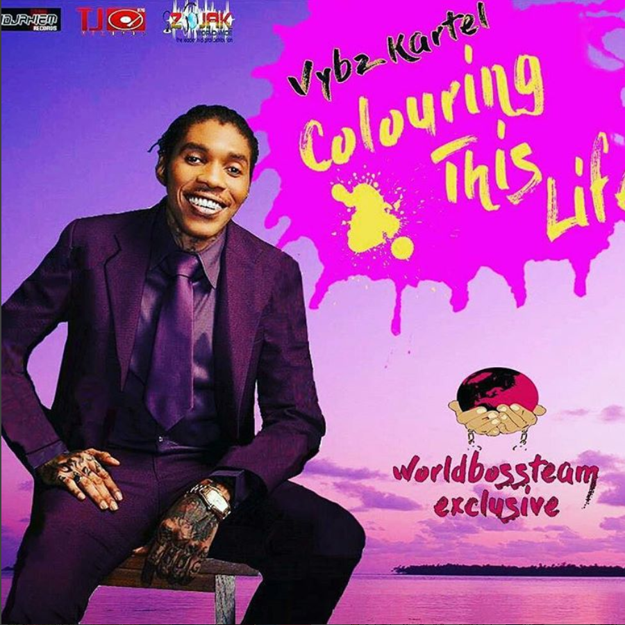Vybz kartel colouring this life listen added by Coloring book vybz kartel download