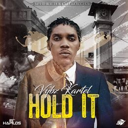 TSNR None-Stop Ent ® - Hold It (Raw) Cover Art