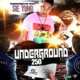 The Underground Fix - The Underground Fix Mixtape Vol. 250 Starring: Sie Yung Cover Art