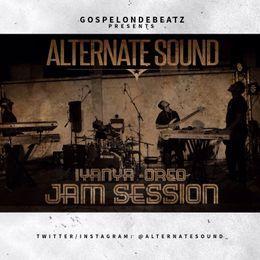 Tunative - Mr. Oreo (Live Jam Session) Cover Art