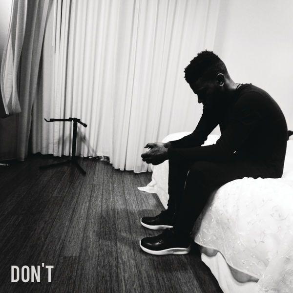 """Bryson Tiller Album Cover: """"Don't (Remix)"""" Ft. Bryson"""