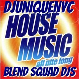 DjUniqueNyc - Loving U House Music Nyc Cover Art