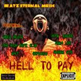 Hype World Magazine - HELL TO PAY Cover Art