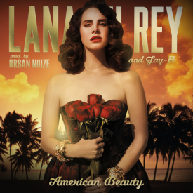 Capa do CD  Lana Del Rey – American Beauty