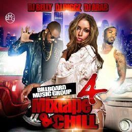 K Michelle Album Cover Belly, DJ Arab, DJ Diggz -