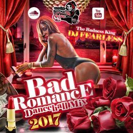 UrbanMixtape.com - Bad Romance Mixtape Cover Art