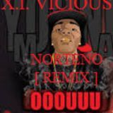 Vicious - OooUuu -Norteno Remix Cover Art