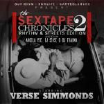 Verse Simmonds - Sextape Chronicles II Cover Art