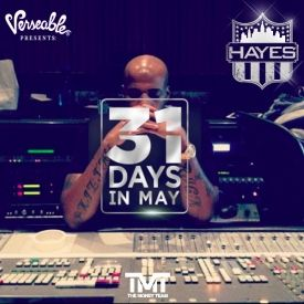 Hayes - 31 Days In May