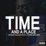 aguiar - Time And a Place Cover Art