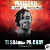 Vibe Kreyol - Ti Saaaaaa Pa Chay [Kanaval 2017] Cover Art