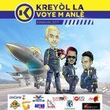 Vibe Kreyol - Voye'm Anlè [Kanaval 2017] Cover Art