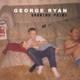 Vinyl & Gold - Growing Pains LP Cover Art