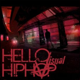 V!SUAL - Hello Hip Hop Cover Art