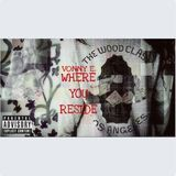 Vonny E. - Where You Reside Cover Art