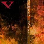 Vulkan the Krusader - Wild Horses Cover Art