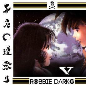 Vulkan the Krusader - Robbie Darko EP Cover Art