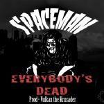 Vulkan the Krusader - Everybody's Dead Cover Art