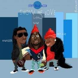 Wale - Show Me Love (Remix) Cover Art