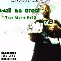 Wali Da Great - Smoking Dat Cali Weed Cover Art